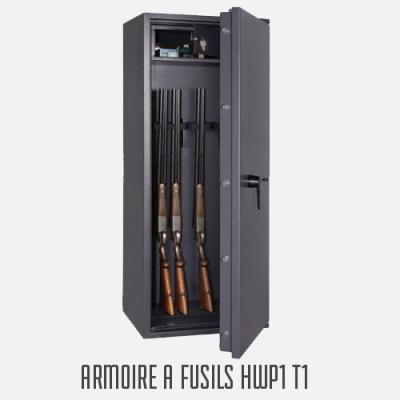 Armoire à fusils HWP1