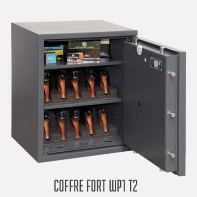 Coffre-fort pour armes WP1