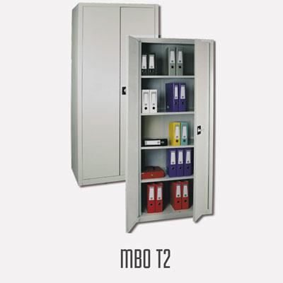 Armoire Métallique pour Bureau MBO