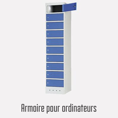 Armoire Métallique Ordinateur MPC
