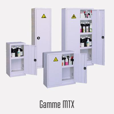 Armoire Métallique Produits Dangereux MTX