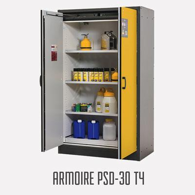 Armoire Produits Dangereux PSD-30
