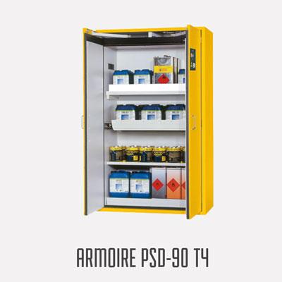 Armoire Produits Dangereux PSD-90