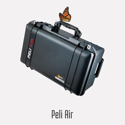 Valise de protection Peli Air