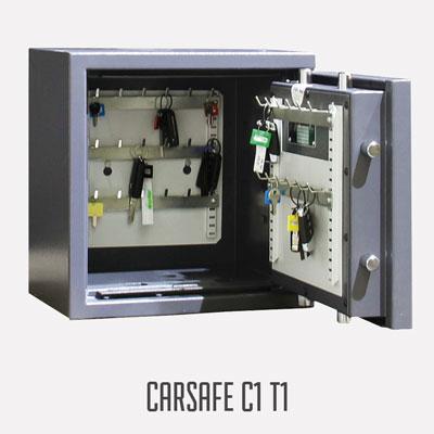 Coffre pour clés de voitures Carsafe C1