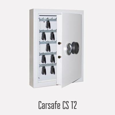 Coffre pour clés de voitures Carsafe CS