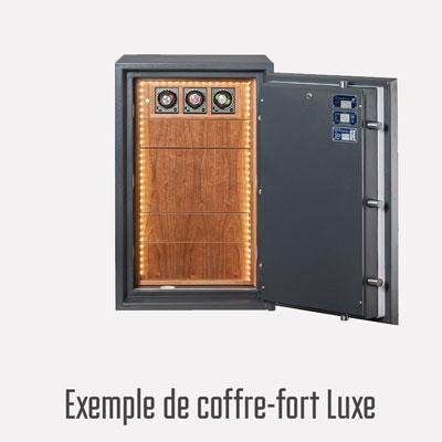 Coffre-fort haut de gamme et de luxe