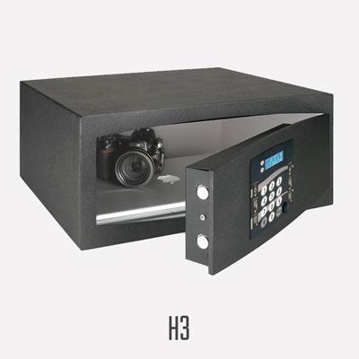 Coffre de type Hotel gamme H