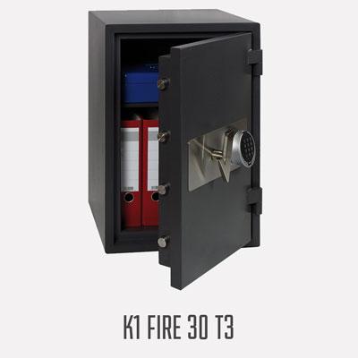 Coffre-fort K1 FIRE 30