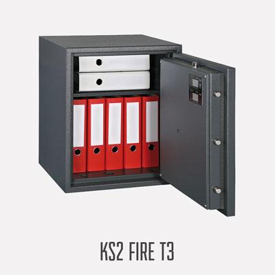 Coffre-fort KS2 FIRE
