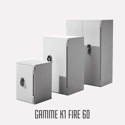 Coffre-fort K1 FIRE 60
