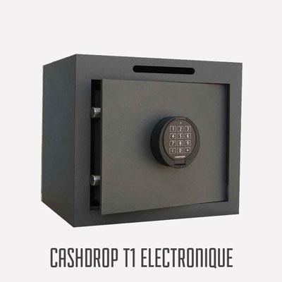 Coffre de dépôt CASHDROP