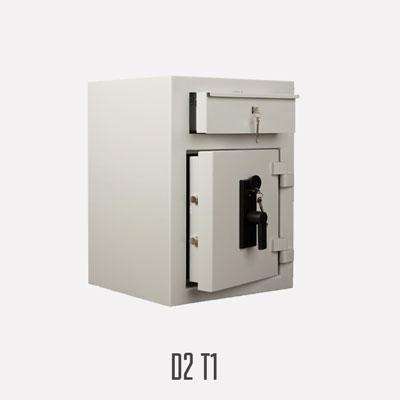 Coffre-fort de dépôt D2