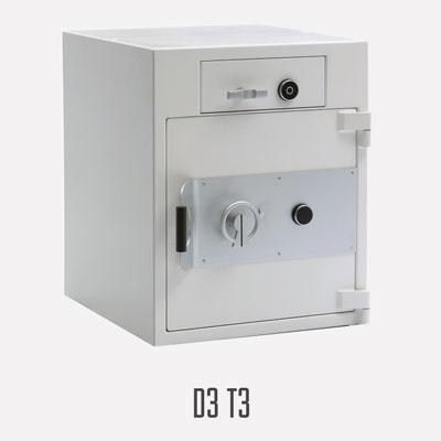 Coffre-fort de dépôt D3