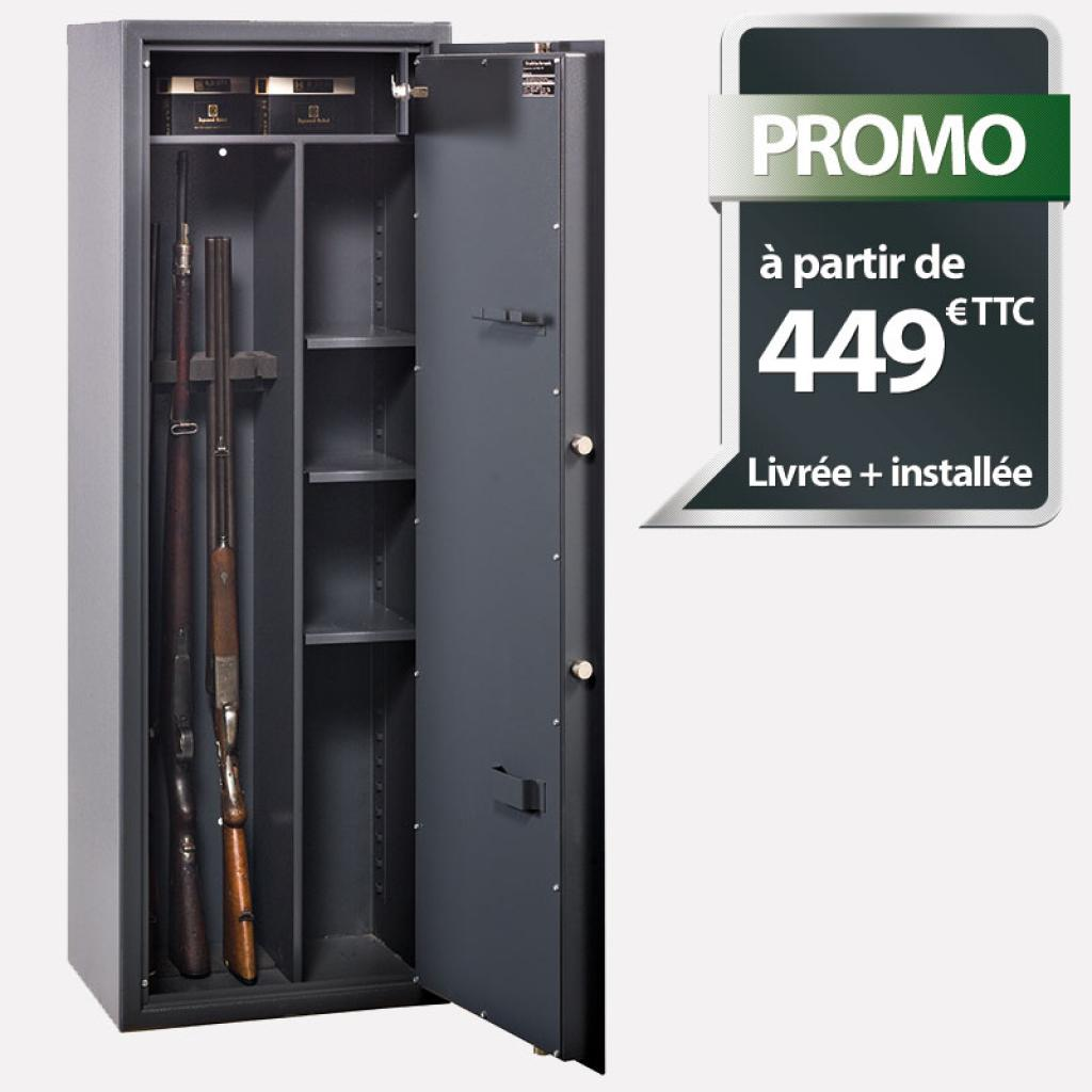 armoire forte fusil armoire forte fusil chasseurs rangez. Black Bedroom Furniture Sets. Home Design Ideas