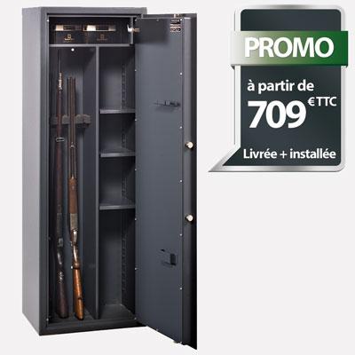 Armoire à fusils HWPS
