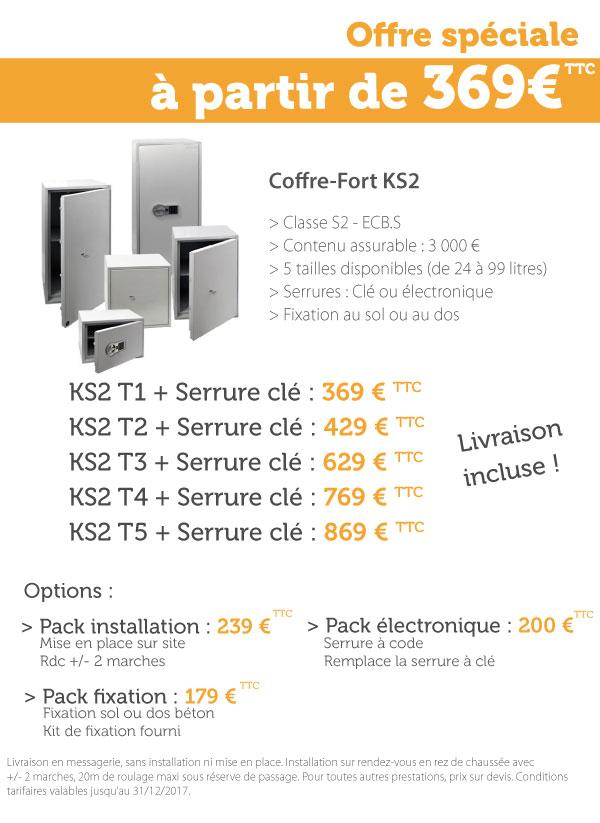 coffre fort ks2 coffre fort et armoire de s curit pour les services techniques coffre fort. Black Bedroom Furniture Sets. Home Design Ideas