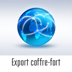 Export coffre-fort